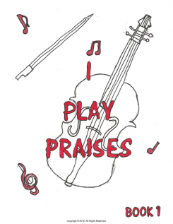 I Play Praises, Book 1 Cover