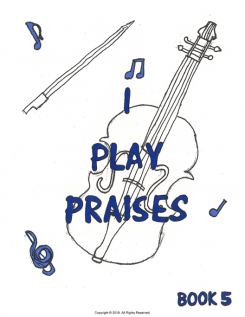 I Play Praises, Book 5 Cover